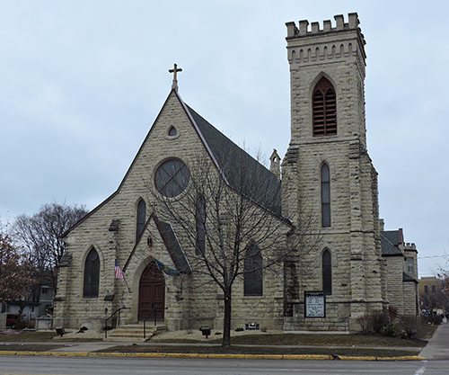 St. Paul's Episcopal Church, Winona, MN