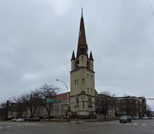 Wesley Methodist Church, Winona, MN